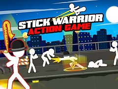 Stick Warrior : Action Game