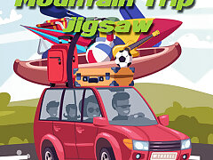Mountain Trip Jigsaw