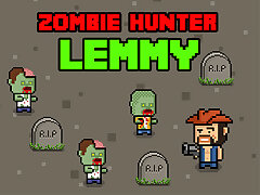 Zombie Hunter Lemmy