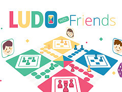 Ludo about Friends