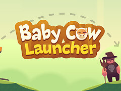 Newborn Cow Launcher