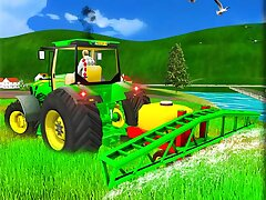 Real Tractor Farmer